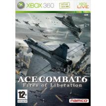 Ace Combat 6 Fires of Liberation Xbox 360 (használt)