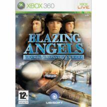 Blazing Angels Squadrons of WWII Xbox 360 (használt)