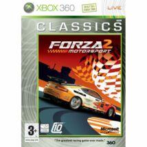 Forza Motorsport 2 Xbox 360 (használt)