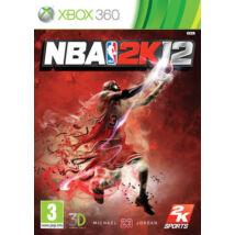 Nba 2k12 Xbox 360 (használt)