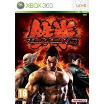 Tekken 6 Xbox One Kompatibilis Xbox 360 (használt)