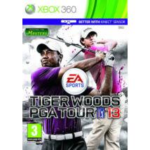 Tiger Woods PGA Tour 13 Xbox 360 (használt)