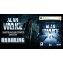 Alan Wake Limited Edition Xbox 360 (használt)
