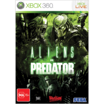 Aliens vs. Predator Xbox One Kompatibilis Xbox 360 (használt)