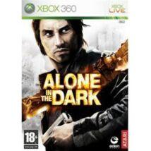 Alone In The Dark fémdobozos Xbox 360 (használt)