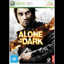 Alone In The Dark Xbox 360 (használt)