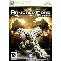Armored Core For Answer Xbox 360 (használt)