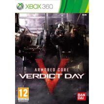 Armored Core Verdict Day Xbox 360 (használt)