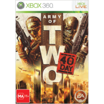 Army of Two 40th Day Xbox 360 (használt)