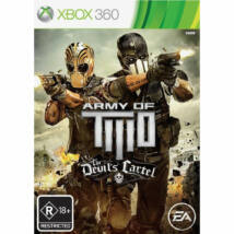 Army of Two The Devil's Cartel Xbox 360 (használt)