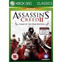 Assassin's Creed II GOTY Xbox 360 (használt)