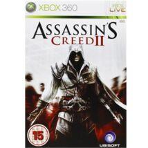 Assassin's Creed II White Edition Xbox 360 (használt)