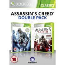 Assassin's Creed Double Pack (15) Xbox 360 (használt)
