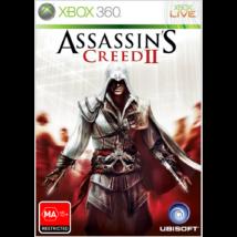 Assassin's Creed II Xbox One Kompatibilis Xbox 360 (használt)