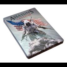 Assassin's Creed III fémdobozos Xbox 360 (használt)