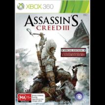 Assassin's Creed III Xbox One Kompatibilis Xbox 360 (használt)