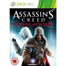 Assassin's Creed Revelations Animus Edition Xbox 360 (használt)