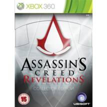 Assassin's Creed Revelations Collector's Edition Xbox 360 (használt)