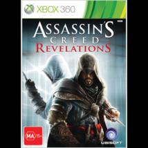 Assassin's Creed Revelations Xbox One Kompatibilis Xbox 360 (használt)