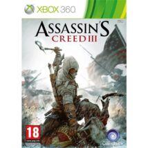 Assassins Creed 3 Freedom Edition Xbox 360 (használt)