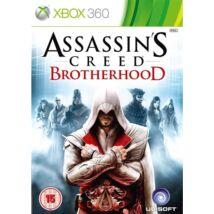 Assassins Creed Brotherhood Codex Xbox 360 (használt)