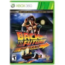 Back to the Future The Game Xbox 360 (használt)