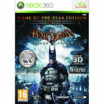 Batman Arkham Asylum Xbox 360 (használt)