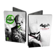 Batman: Arkham City fémdobozos Xbox 360 (használt)