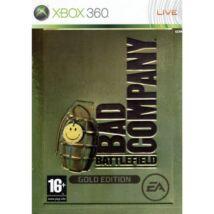 Battlefield Bad Company Gold Edition Xbox 360 (használt)