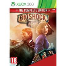 Bioshock Infinite Complete Edition Xbox 360 (használt)
