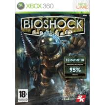 Bioshock fémdobozos Xbox 360 (használt)