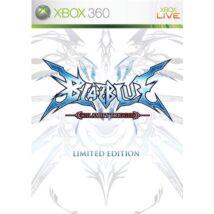 BlazBlue Calamity Trigger Limited Edition Xbox 360 (használt)