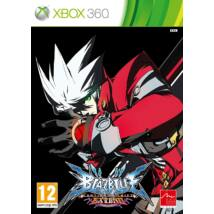 BlazBlue Continuum Shift Extend Xbox 360 (használt)