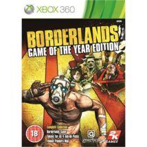 Borderlands Game of The Year Edition Xbox 360 (használt)