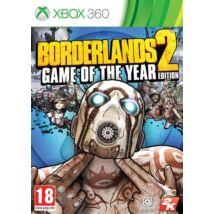 Borderlands 2 Game of The Year Edition Xbox 360 (használt)