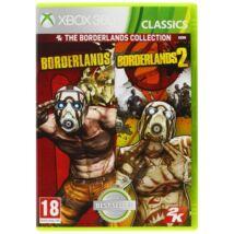 Borderlands Collection (1+2) Xbox 360 (használt)