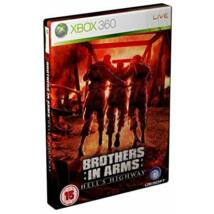 Brothers in Arms: Hell's Highway fémdobozos Xbox 360 (használt)