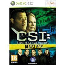 CSI - Deadly Intent Xbox 360 (használt)