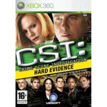 CSI Crime Scene Investigation: Hard Evidence Xbox 360 (használt)