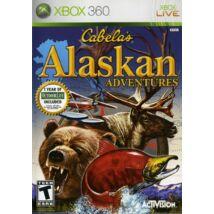 Cabela's Alaskan Adventures Xbox 360 (használt)