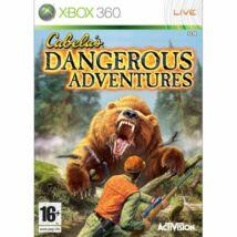 Cabela's Dangerous Adventures Xbox 360 (használt)