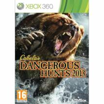 Cabela's Dangerous Hunts 2011 Xbox 360 (használt)