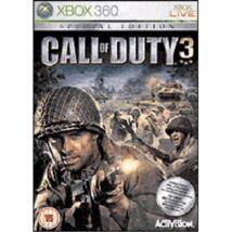 Call Of Duty 3 - Special Edition Xbox 360 (használt)