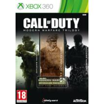 Call Of Duty Modern Warfare Trilogy (18) Xbox 360 (használt)