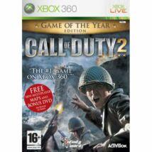 Call of Duty 2 Xbox One Kompatibilis Xbox 360 (használt)