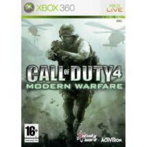 Call of Duty 4 Modern Warfare Xbox One Kompatibilis Xbox 360 (használt)
