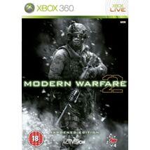 Call of Duty Modern Warfare 2 fémdobozos Xbox 360 (használt)