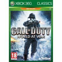 Call of Duty World At War Xbox One Kompatibilis Xbox 360 (használt)