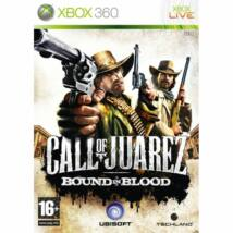 Call of Juarez Bound in Blood Xbox 360 (használt)
