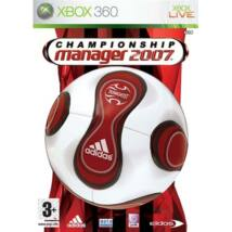 Championship Manager 2007 Xbox 360 (használt)